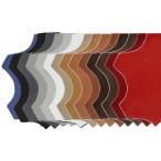 Læderprøver:  anilin,nappa, semi anilin, standard
